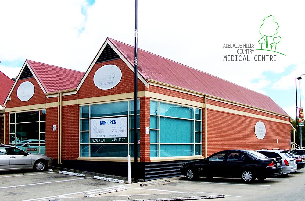 Adelaide Hills Country Medical Centre Building